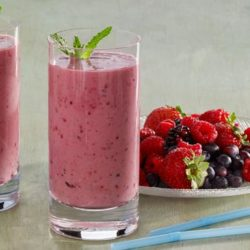 Creamy Berry Smoothie